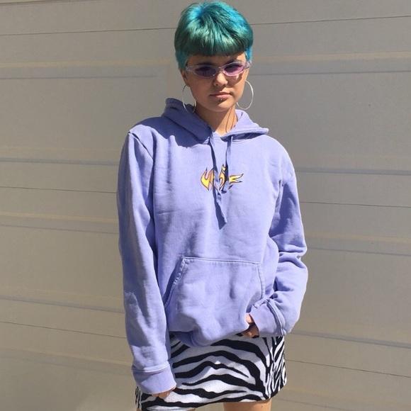 Nike sweatshirt with jewellery embroidery So sad to Depop
